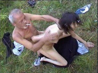 Granpa's 5th Wife Is Real Slut
