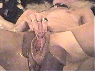 Bizarre insertions - Female ejaculation