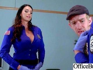 Sex Tape With Slut Busty Hot Office Nasty Girl (Alison Tyler & Julia Ann) video-04
