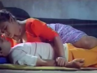 Shakeela in House Seduction on Bed