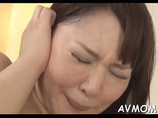 Finger fucking oriental doxy mom